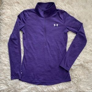 Under Armour Fitted Hear Gear Pullover Jacket